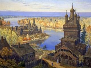 История мангала на Руси