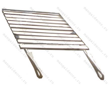 Решетка для гриля на мангал
