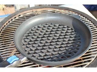Посуда для мангала - как выбрать?