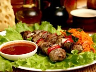 Шашлык – вкусное оформление праздника